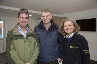 BBC Countryfile featured the BRE Flood Reseilient Repair House