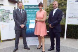 Severfield successful with BIM Level 2 certification