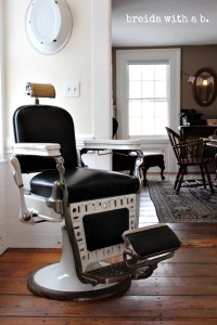 Antique Barber Chair Value | Antique Furniture