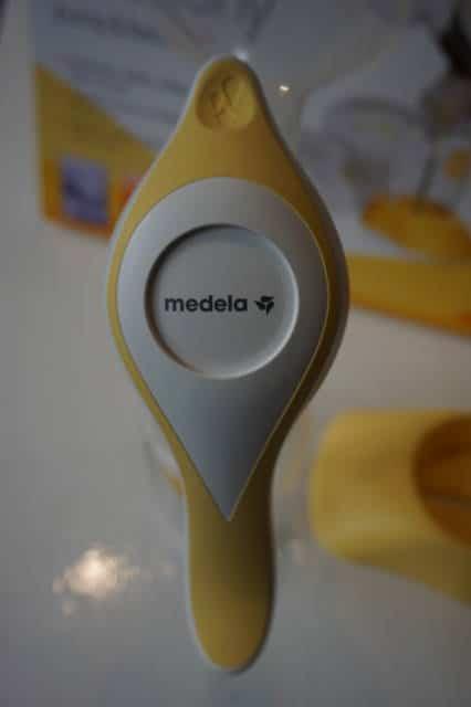 Milchpumpe mit 2 Phasen Technologie - mehr auf breifreibaby.de