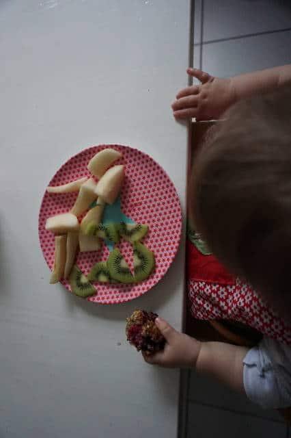 breifrei Frühstück fürs breifreibaby
