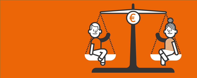 Streit um Finanzen als Paar endlich beiseitelegen. Wir geben Tipps zum gemeinsamen Girokonto