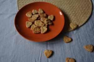 Babykekse selber backen – unser BLW Rezept für zuckerfreie Kekse