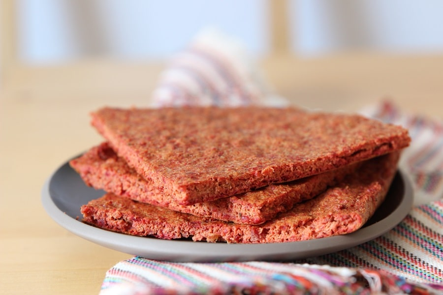 Rote Bete Brot glutenfrei BLW rezept