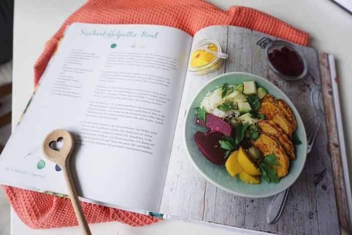 vegane und vegetarische Rezepte - schnell und gesund kochen