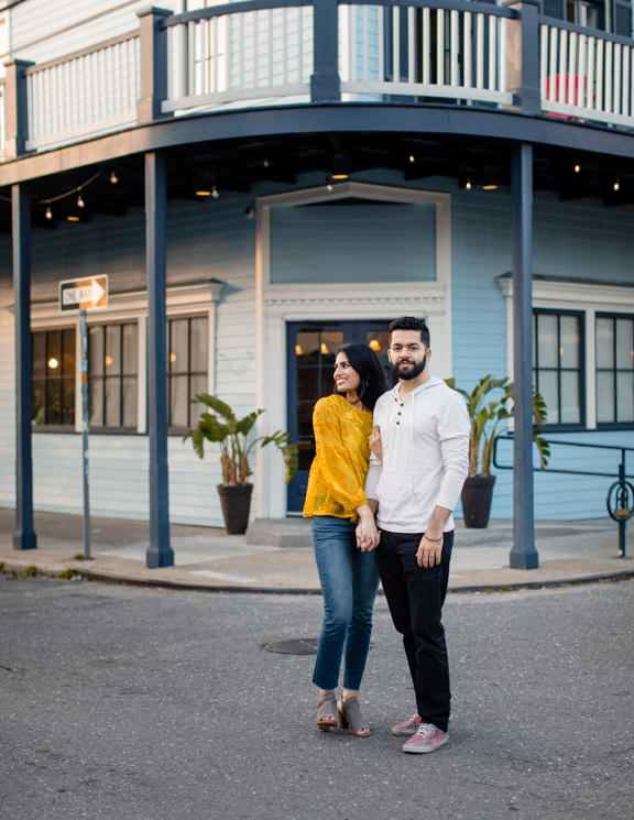 New Orleans Engagement Session Locations