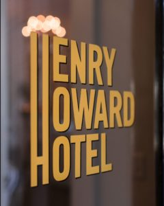 Henry Howard Hotel New Orleans Elopement