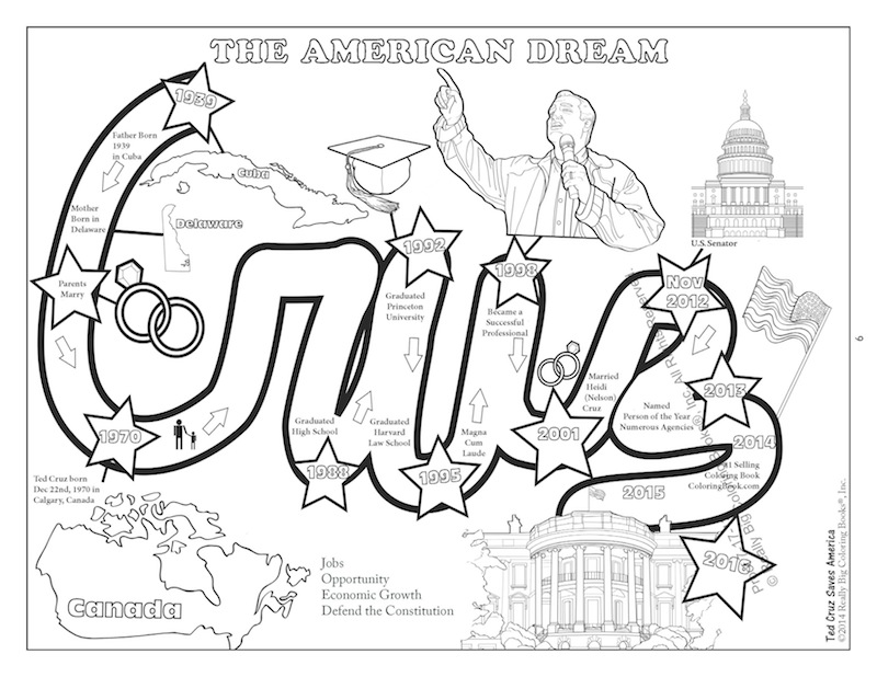 [IMAGES] Coloring Book Released On Veterans Day Proves Ted