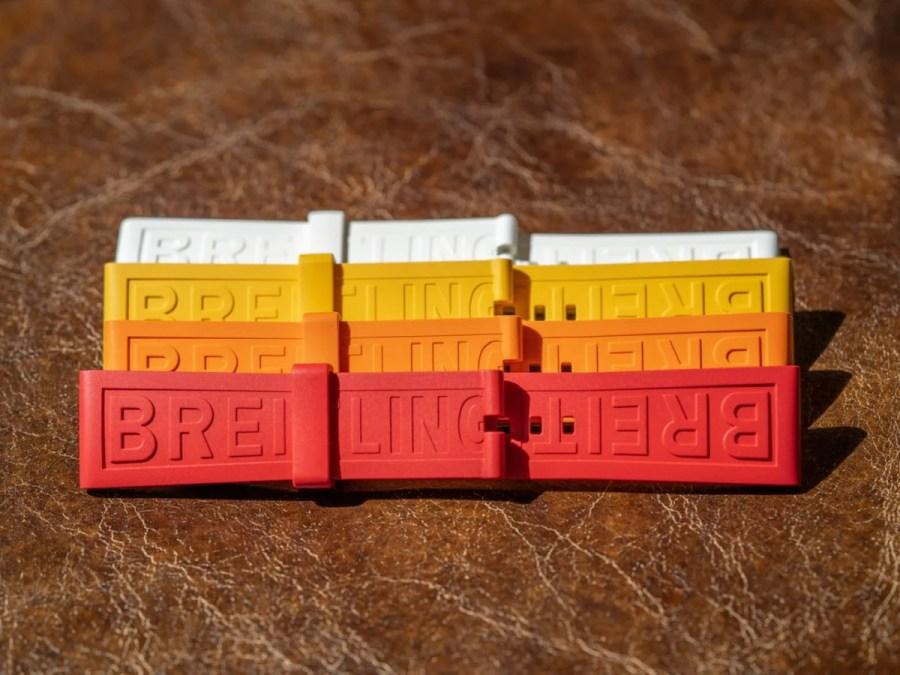 金無垢クロノマットにオレンジラバーをつけてみると・・・?!!-クロノマット その他