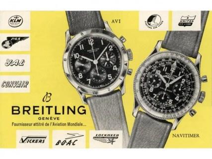 ブライトリングの歴史的な時計を振り返りながら現在のモデルをご紹介!