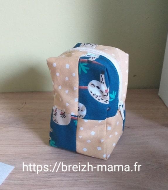 Trousse paquet cadeau