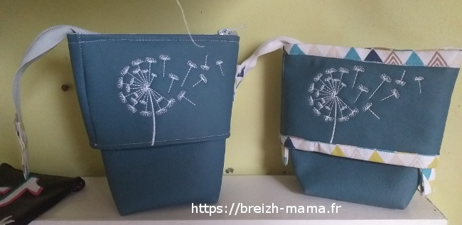 Tuto Trousse pot inrattable