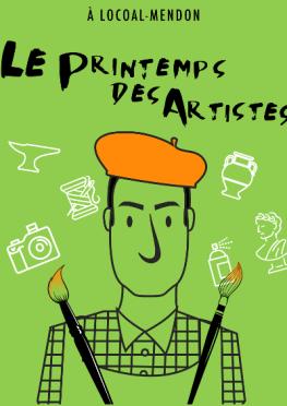 Printemps des Artistes - LocoArt