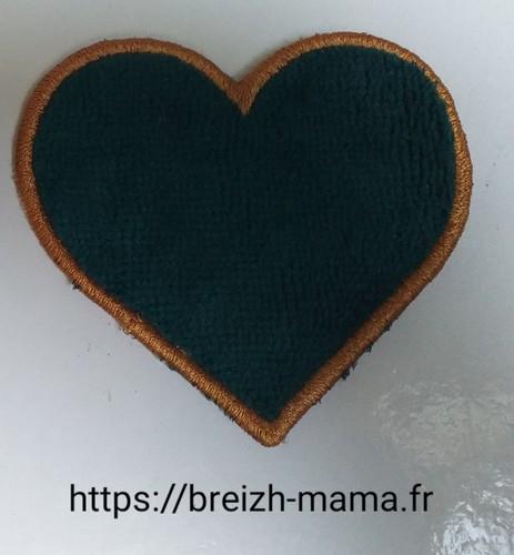 10- Lingette ITH coeur