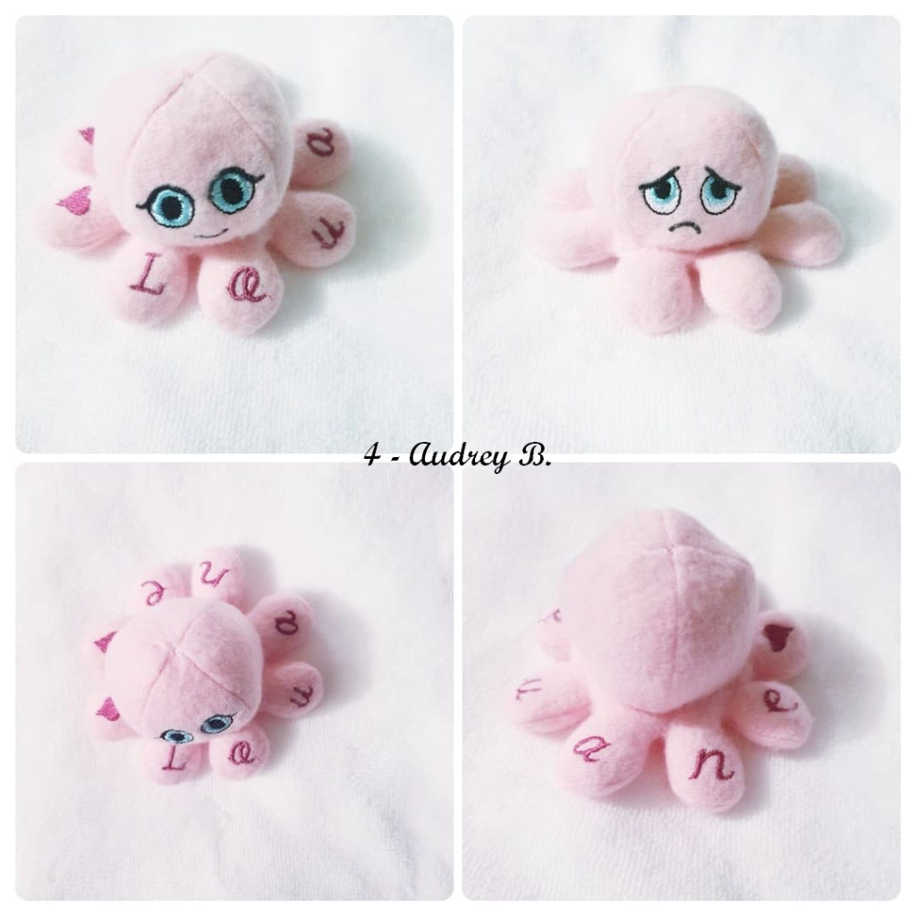 4 - Audrey B