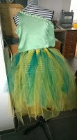 Mes projets Couture - Costume Fée clochette