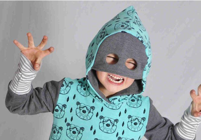 capuche masque