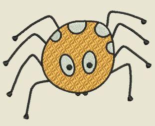 Broderie Motif araignée gratuit
