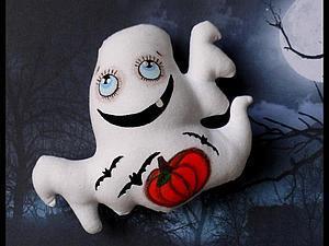 Coudre fantômes Halloween