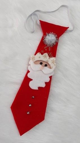 Patron cravate Père Noël