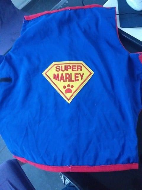 """Manteau """"Super Marley"""""""