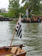 Le Gwen ha Du flotte sur la Loire