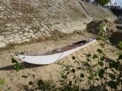 Un kayak de mer qui, comme son apparence ne l'indique pas, est breton