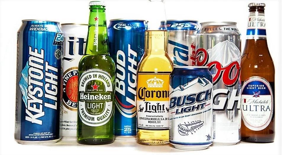 Estilo de Cerveja American Light Lager