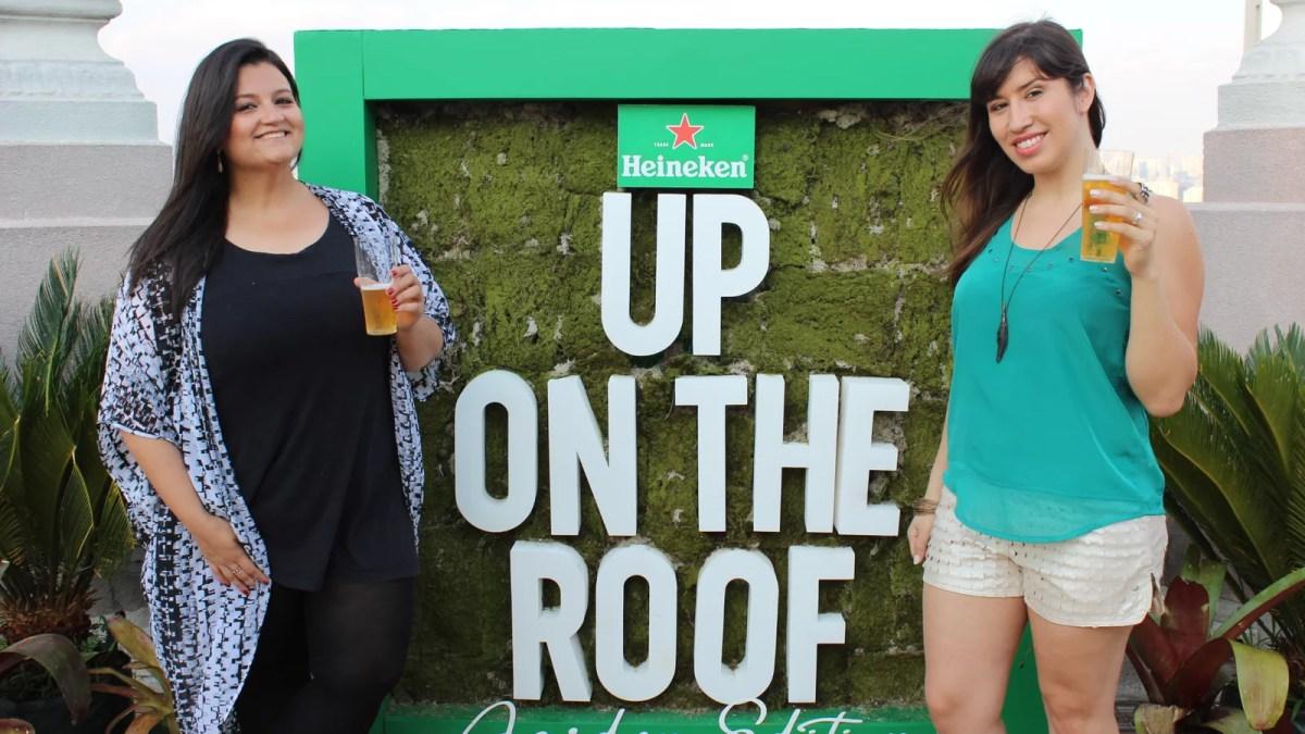 Heineken – Up on the Roof, Green Program e novidades da Marca