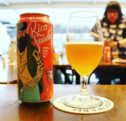 Rico Sauvin cervejaria Against The Grain Freigeist