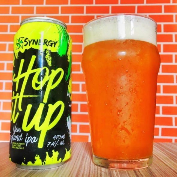 Hop it UP – Cervejaria Synergy