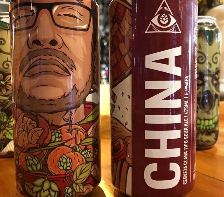 Dogma China – Co-fundador do Brejada é Homenageado em Cerveja