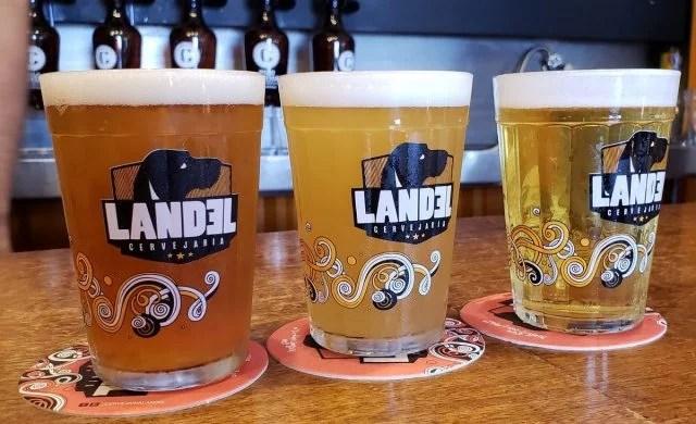 cervejaria landel tap house