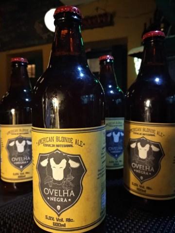 Cerveja Ovelha Negra