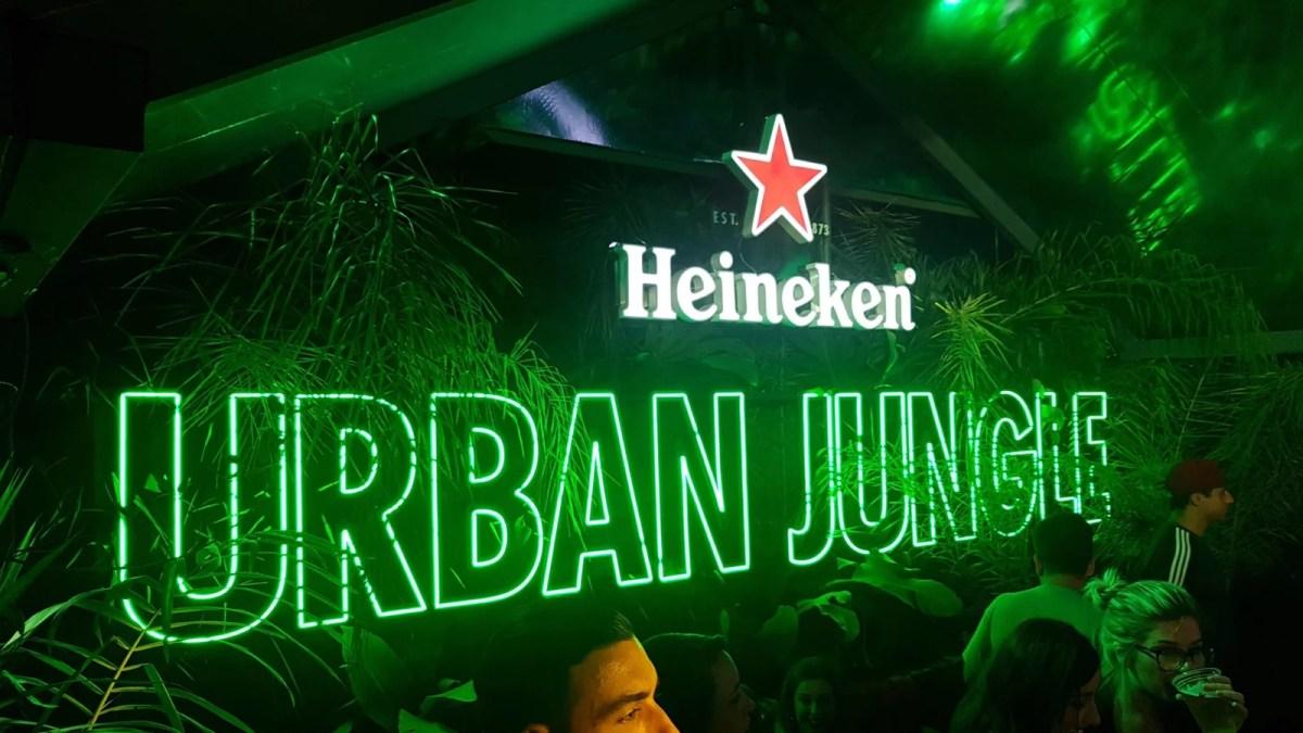 Heineken Urban Jungle – Guia Completo