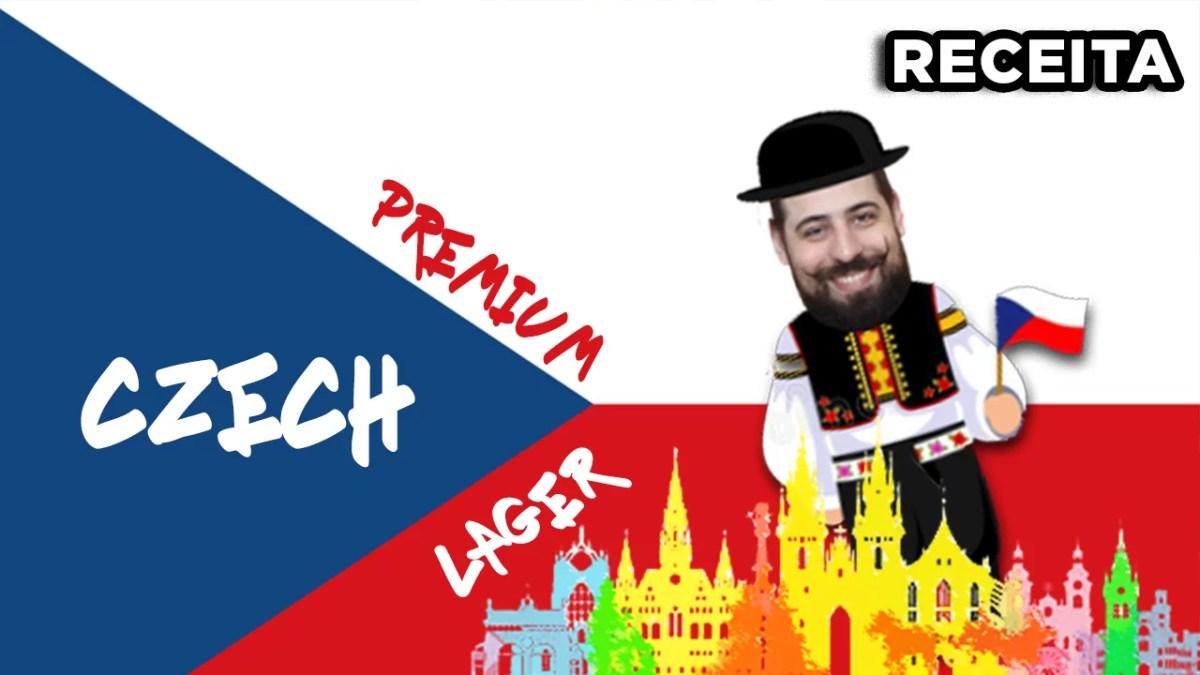 Czech Premium Lager – Receita Bohemian Pilsner