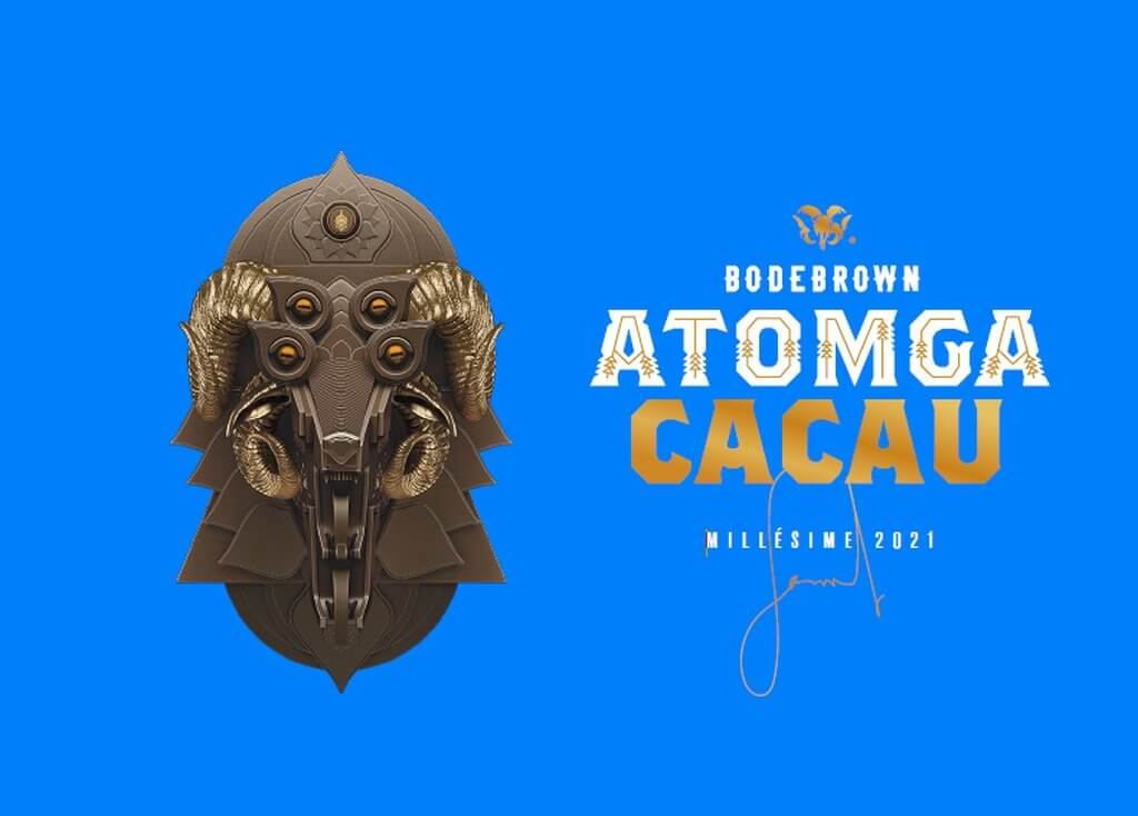 Bodebrown - Atomga Cacau Milésime 2021