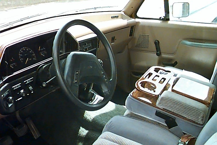 1988 Ford F150 V8
