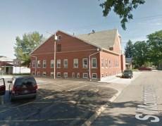 Salem Church back - 2013