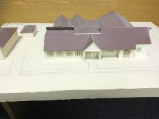 architects-model-of-library-expansion---west-side_26774571171_o