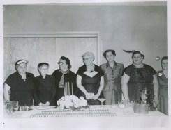 Home ec club - 1956