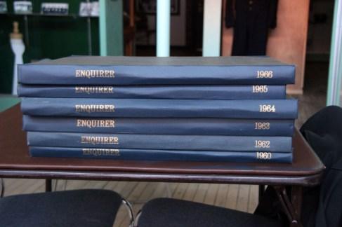 1960s bound Bremen Enquirers