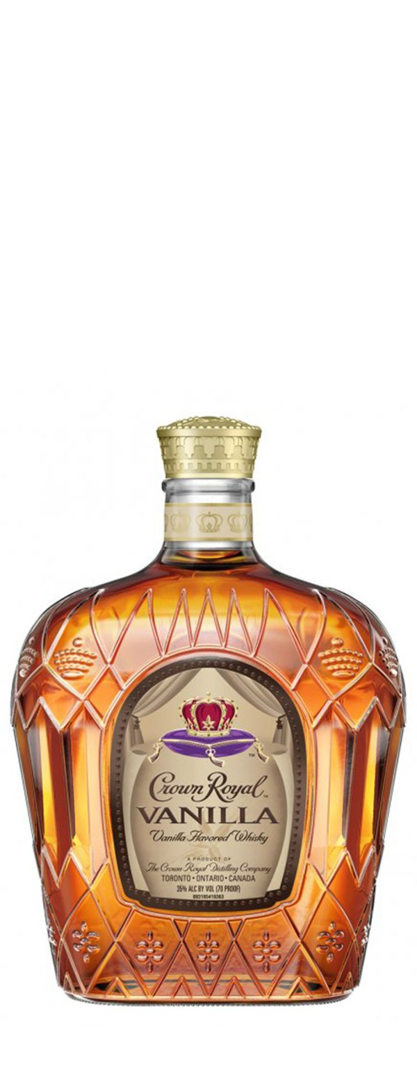 Crown Royal Vanilla - Bremers Wine And Liquor