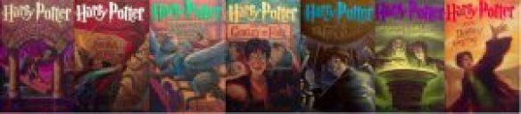 Harry Potter Book Set American Ed