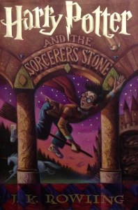 Harry Potter and the Sorcerer's Stone 1st Ed DJ