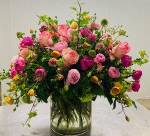 Brenda Berkley designs floral