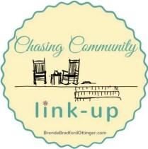 Chasing Community Link-up Brendabradfordottinger.com