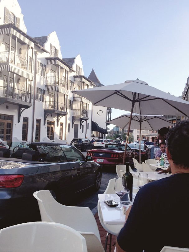 La Crema Tapas & Chocolate at Rosemary Beach Florida - A Gluten Free Travel Guide on 30A