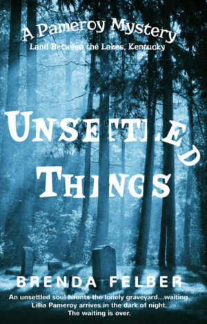 Unsettled Things cover