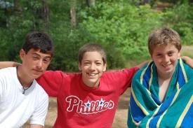 Adam & camp friends 2008